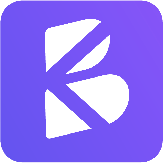 favicon bleu kibo - growth marketing btob saas